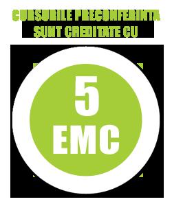 cursuri preconferinta 5 EMC