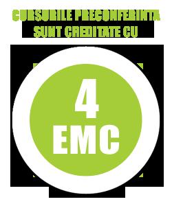 cursuri preconferinta 4 EMC